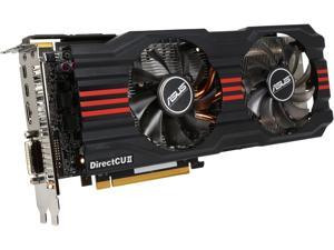 ASUS Radeon HD 7870 GHz Edition HD7870-DC2-2GD5 Video Card