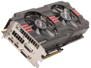 ASUS HD 7000 Radeon HD 7950 DirectX 11 HD7950-DC2-3GD5-V2 3GB 384-Bit GDDR5 PCI Express 3.0 HDCP Ready CrossFireX Support Plug-in Card Video Card