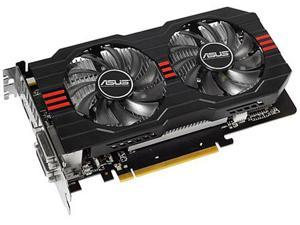 ASUS Radeon HD 7770 DirectX 11 HD7770-2GD5 2GB 128-Bit GDDR5 PCI Express 3.0 x16 HDCP Ready CrossFireX Support Video Card