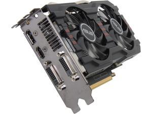 ASUS GeForce GTX 660 Ti GTX660 TI-DC2OC-3GD5 Video Card