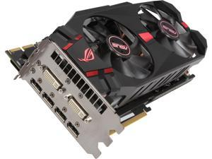 ASUS Radeon R9 280X MATRIX-R9280X-P-3GD5 Video Card