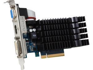 ASUS GT 700 GeForce GT 730 DirectX 11 GT730-2GD3-CSM 2GB 64-Bit DDR3 PCI Express 2.0 HDCP Ready Plug-in Card Video Card