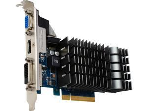 ASUS GeForce GT 720 GT720-1GD3/CSM 1GB 64-Bit DDR3 PCI Express 2.0 HDCP Ready Video Card