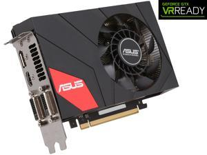 ASUS GTX 900 GeForce GTX 970 GTX970-DCMOC-4GD5 4GB 256-Bit GDDR5 PCI Express 3.0 HDCP Ready SLI Support Plug-in Card Video Card