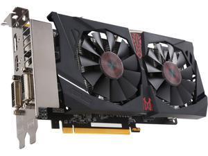 ASUS Radeon R7 370 STRIX-R7370-DC2OC-2GD5-GAMING 2GB 256-Bit GDDR5 PCI Express 3.0 HDCP Ready CrossFireX Support Video Card