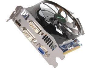 GIGABYTE GeForce GT 640 GV-N640OC-2GI Rev2.0 Video Card