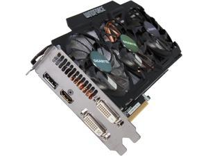 GIGABYTE GeForce GTX 760 GV-N760OC-4GD WindForce 3X 450W Video Card