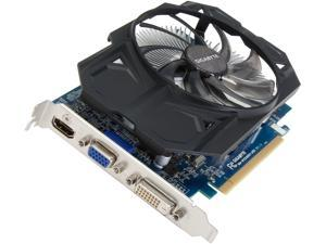 GIGABYTE Radeon R7 240 GV-R724OC-2GI Video Card