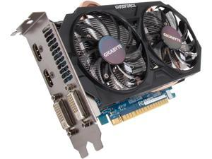 GIGABYTE G-SYNC Support GeForce GTX 750 Ti GV-N75TWF2OC-2GI Video Card
