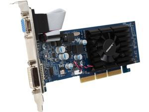 GIGABYTE GeForce 6200 GV-N62-512L Video Card