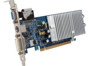 GIGABYTE GeForce 7200GS GV-NX72G512P1 Video Card