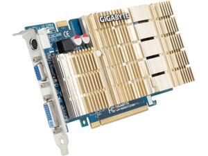 GIGABYTE GeForce 8500 GT GV-NX85T256H Video Card