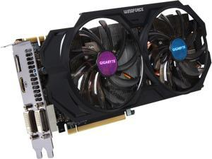 GIGABYTE GeForce GTX 760 GV-N760WF2OC-2GD Video Card