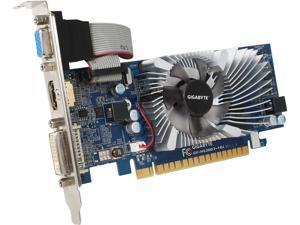 GIGABYTE GeForce GT 620 GV-N620D3-1GL Video Card