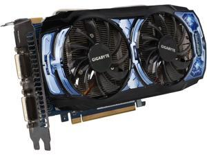GIGABYTE Ultra Durable VGA Series GeForce GTX 460 (Fermi) DirectX 11 GV-N460OC2-1GI 1GB 256-Bit GDDR5 PCI Express 2.0 x16 HDCP Ready SLI Support Video Card