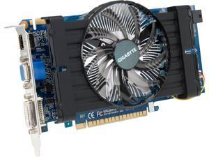 GIGABYTE GeForce GTX 550 Ti (Fermi) DirectX 11 GV-N550D5-1GI 1GB 192-Bit GDDR5 PCI Express 2.0 x16 HDCP Ready SLI Support Video Card