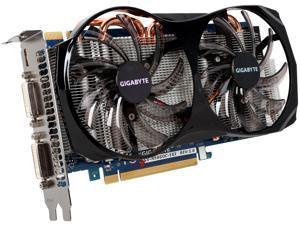 GIGABYTE GeForce GTX 560 (Fermi) DirectX 11 GV-N56GOC-1GI 1GB 256-Bit GDDR5 PCI Express 2.0 x16 HDCP Ready SLI Support Video Card