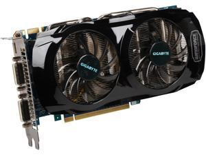 GIGABYTE GeForce GTX 560 Ti (Fermi) DirectX 11 GV-N560OC-1GI 1GB 256-Bit GDDR5 PCI Express 2.0 x16 HDCP Ready SLI Support Video Card