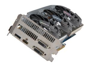 GIGABYTE GeForce GTX 670 DirectX 11.1 GV-N670OC-4GD 4GB 256-Bit GDDR5 PCI Express 3.0 x16 HDCP Ready SLI Support Video Card