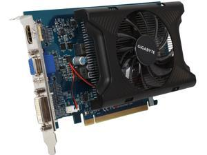 GIGABYTE Radeon HD 5570 DirectX 11 GV-R557OC-1GI 1GB DDR3 PCI Express 2.1 x16 HDCP Ready Video Card
