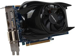 GIGABYTE Radeon HD 5770 DirectX 11 GV-R577UD-1GD 1GB 128-Bit GDDR5 PCI Express 2.0 x16 HDCP Ready CrossFireX Support Video Card