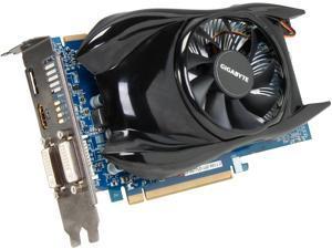 GIGABYTE Radeon HD 6770 DirectX 11 GV-R677UD-1GD 1GB 128-Bit GDDR5 PCI Express 2.1 x16 HDCP Ready CrossFireX Support Video Card