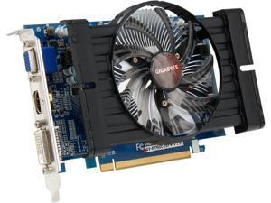 GIGABYTE Radeon HD 7750 GV-R775OC-1GI Video Card