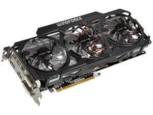 GIGABYTE Radeon R9 290X DirectX 11.2 GV-R929XWF3-4GD 4GB 512-Bit GDDR5 PCI Express 3.0 Plug-in Card Video Card
