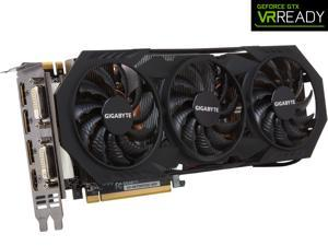 GIGABYTE GeForce GTX 970 4GB WINDFORCE 3X OC EDITION