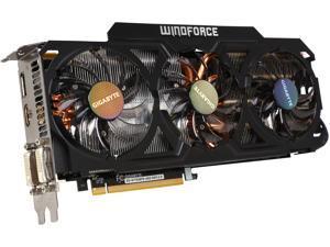 GIGABYTE GeForce GTX 770 DirectX 11.1 GV-N770WF3-4GD 4GB 256-Bit GDDR5 PCI Express 3.0 HDCP Ready WindForce 3X Video Card