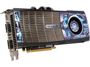 GIGABYTE GeForce GTX 480 (Fermi) DirectX 11 GV-N480D5-15I-B 1536MB 384-Bit GDDR5 PCI Express 2.0 x16 HDCP Ready SLI Support Video Card