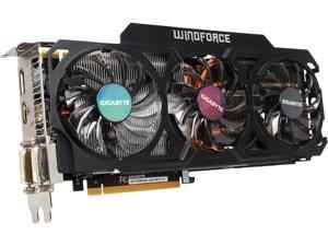 GIGABYTE GeForce GTX 780 GV-N780GHZ-3GD 3GB 384-Bit GDDR5 PCI Express 3.0 HDCP Ready Video Card