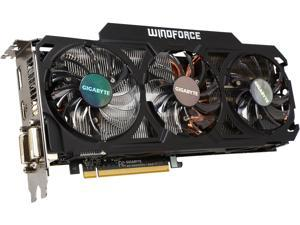GIGABYTE Radeon R9 290X DirectX 11.2 GV-R929XOC-4GD 4GB 512-Bit GDDR5 PCI Express 3.0 HDCP Ready Video Card