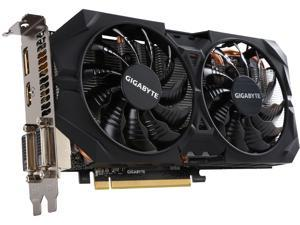 GIGABYTE Radeon R9 380 DirectX 12 GV-R938G1 GAMING-4GD 4GB 256-Bit GDDR5 PCI Express 3.0 HDCP Ready ATX Video Card
