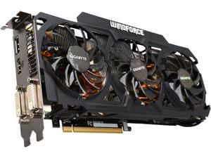 GIGABYTE Radeon R9 270X DirectX 11.2 GV-R927XOC-2GD (rev. 2.0) 2GB 256-Bit GDDR5 PCI Express 3.0 x16 HDCP Ready CrossFireX Support ATX Video Card