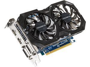 GIGABYTE GeForce GTX 750 Ti 2GB WINDFORCE 2X OC EDITION