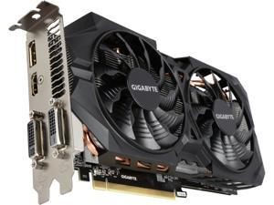 GIGABYTE Radeon R9 380X DirectX 12 GV-R938XG1 GAMING-4GD 4GB 256-Bit GDDR5 PCI Express 3.0 ATX Video Card