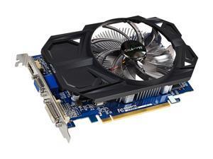 GIGABYTE Ultra Durable 2 Series Radeon R7 250 DirectX 12 GV-R725OC-2GI (rev. 5.0) 2GB 128-Bit DDR3 PCI Express 3.0 x16 ATX ...