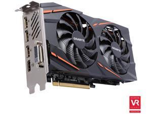 GIGABYTE Radeon RX 480 G1 Gaming 8GB GV-RX480G1GAMING-8GD Video Card