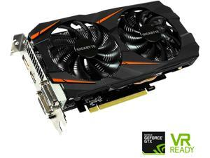 GIGABYTE GeForce GTX 1060 Windforce OC GV-N1060WF2OC-6GD Video Card