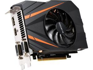 GIGABYTE GeForce GTX 1060 Mini ITX OC 6GB GV-N1060IXOC-6GD Video Card