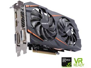 GIGABYTE GeForce GTX 1060 Windforce OC 3GB GV-N1060WF2OC-3GD Video Card