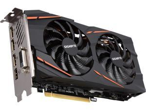 GIGABYTE Radeon RX 470 WINDFORCE 4GB GV-RX470WF2-4GD Video Card