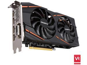 GIGABYTE Radeon RX 480 WINDFORCE 8GB GV-RX480WF2-8GD Video Card