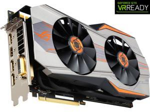 ASUS ROG GeForce GTX 980 Ti MATRIX-GTX980TI-P-6GD5-GAMING 6GB 384-Bit GDDR5 PCI Express 3.0 HDCP Ready Gaming Video Card