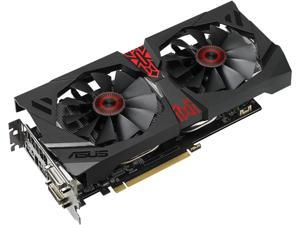 ASUS Radeon R9 380X STRIX-R9380X-OC4G-GAMING 4GB 256-Bit GDDR5 PCI Express 3.0 Video Card