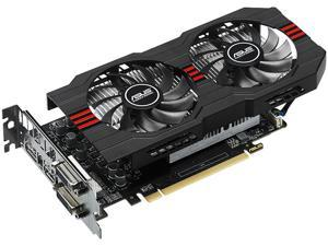 ASUS Radeon R7 360 DirectX 12 R7360-OC-2GD5-V2 2GB 128-Bit GDDR5 PCI Express 3.0 HDCP Ready CrossFireX Support Video Card
