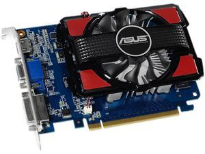 ASUS GeForce GT 730 DirectX 11 GT730-2GD3 2GB 128-Bit DDR3 PCI Express 2.0 HDCP Ready Video Card
