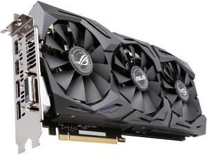 ASUS GeForce GTX 1080 8GB ROG STRIX OC Edition