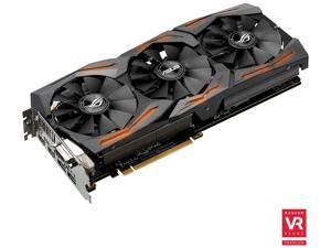 ASUS ROG Radeon RX 480 STRIX-RX480-8G-GAMING 8GB 256-Bit GDDR5 PCI Express 3.0 HDCP Ready Video Card